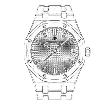 "Audemars Piguet Royal Oak Selfwinding ""SIHH 2019"" - 15500OR.OO.1220OR.01"
