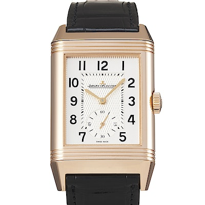 Jaeger-LeCoultre Reverso Classic Large Duoface Small Seconds - 3842520