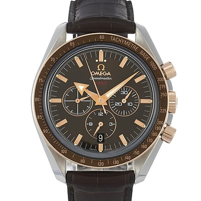 Omega Speedmaster Broad Arrow - 321.93.42.50.13.001