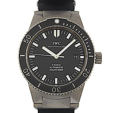 IWC GST Aquatimer - IW353601