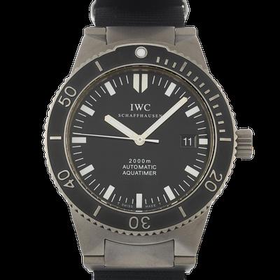 IWC GST Aquatimer - IW3536
