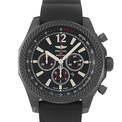 Breitling Bentley Barnato 42 Midnight Carbon Ltd. - M41390