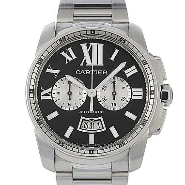 Cartier Calibre Chronograph - W7100061