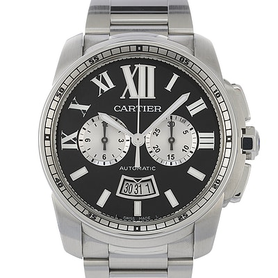 Cartier Calibre Chronograph - W7100061