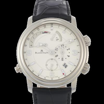 Blancpain Leman Reveil GMT - 2841-1504-2