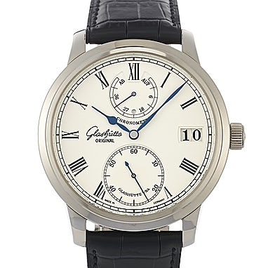 Glashütte Original Senator Chronometer - 1-58-01-01-04-50