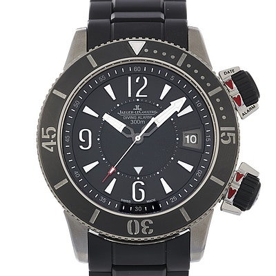 Jaeger-LeCoultre Master Compressor Navy Seals Diving Alarm - 183.T4.70