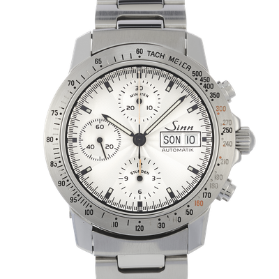 Sinn 303 Day-Date Chronograph - 303.013