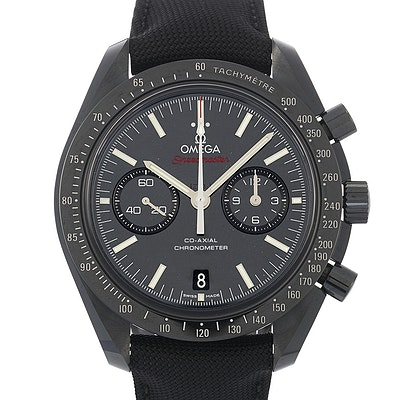 "Omega Speedmaster Moonwatch - ""Dark Side of the Moon"" - 311.92.44.51.01.007"