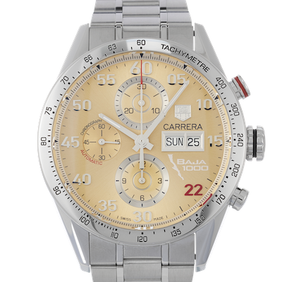 Tag Heuer Carrera Baja California Ltd. - CV2A1H