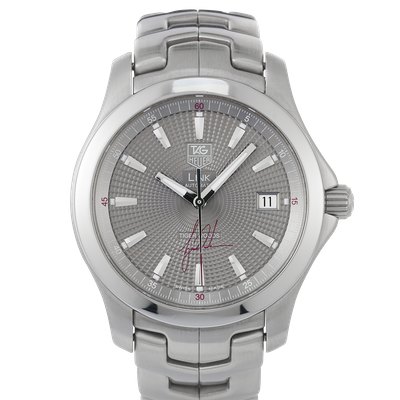 Tag Heuer Link Tiger Woods Ltd. - WJF2113