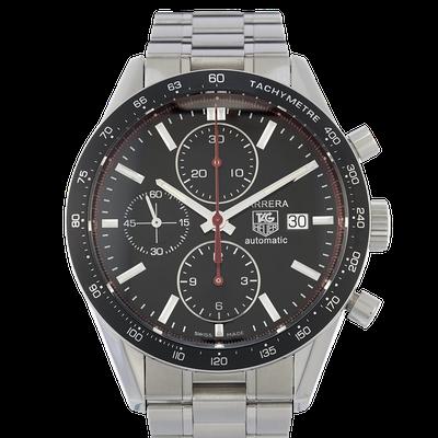 Tag Heuer Carrera Calibre 16 Juan Manuel Fangio Ltd. - CV201Z.FC6233