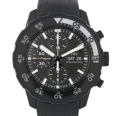 IWC Aquatimer Galapagos Islands Ltd. - IW376705