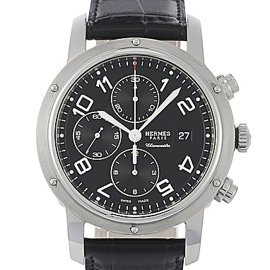 Hermès Clipper XL Chronograph - CP1.910