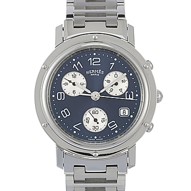 Hermès Clipper Chronograph - CL1.910