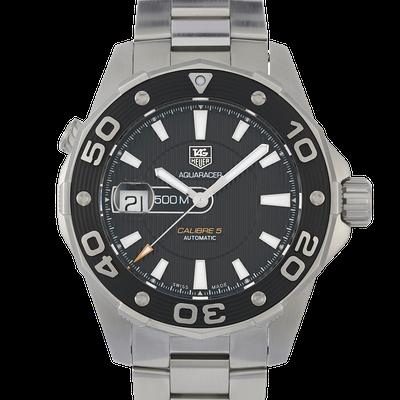 Tag Heuer Aquaracer 500M Calibre 5  - WAJ2110.BA0870
