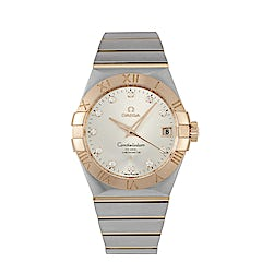 Omega Constellation Co-Axial - 123.20.38.21.52.001