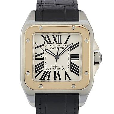 Cartier Santos 100 - W20072X7