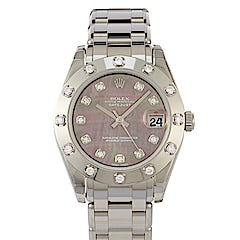 Rolex Pearlmaster 34 - 81319