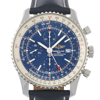 Breitling Navitimer 1 Chronograph GMT 46 - A24322121C1X1