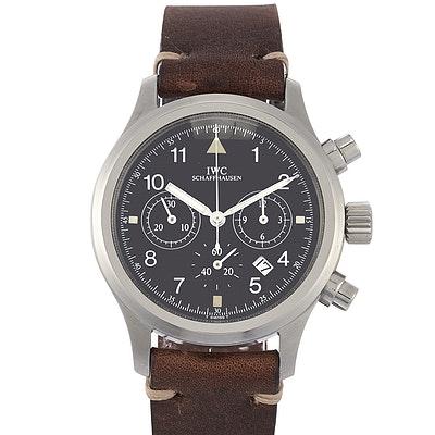 IWC Pilot's Watch Fliegerchronograph - 3741-001
