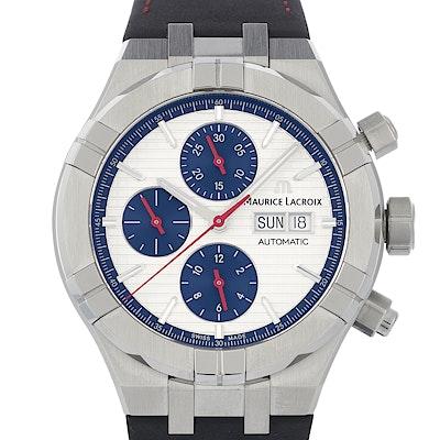Maurice Lacroix Aikon Automatic Chronograph Ltd. - AI6038-SS001-133-1