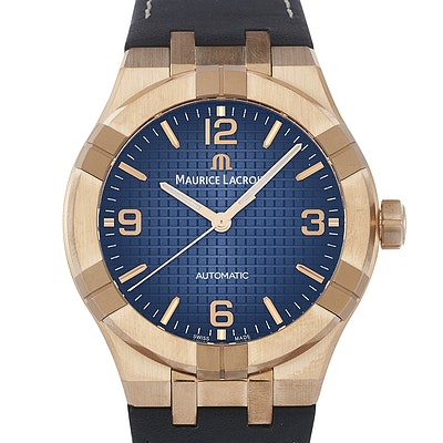 Maurice Lacroix Aikon Automatic Bronze - AI6008-BRZ01-420-1