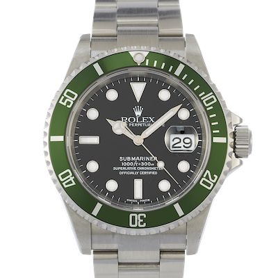 Rolex Submariner Date Fat Four - 16610LV
