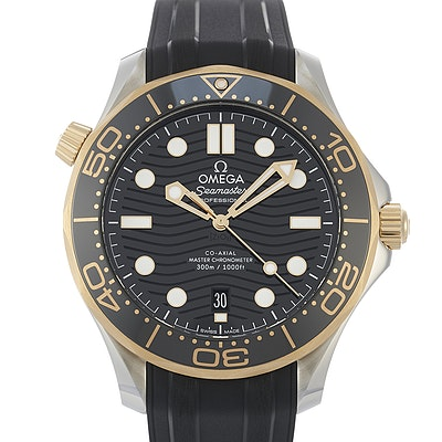 Omega Seamaster Diver 300M Co-Axial Master Chronometer - 210.22.42.20.01.001