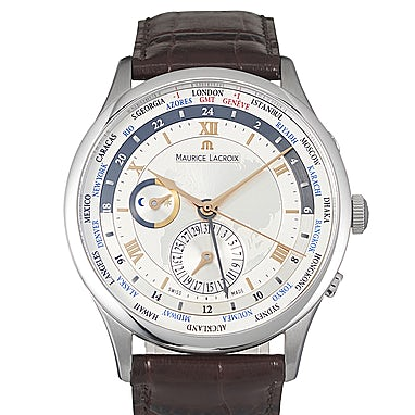 Maurice Lacroix Masterpiece  - MP6008-SS002-110-1