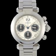 Cartier Pasha C Chronograph - W31048M7
