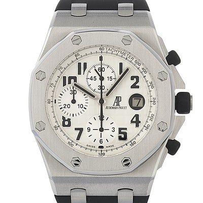 Audemars Piguet Royal Oak Offshore Chronograph - 26170ST.OO.D091CR.01