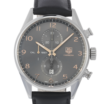 Tag Heuer Carrera Calibre 1887 Automatic Chronograph - CAR2013.BA0799