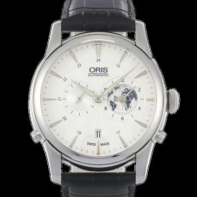 Oris Artelier GMT - 01 690 7690 4081-Set LS