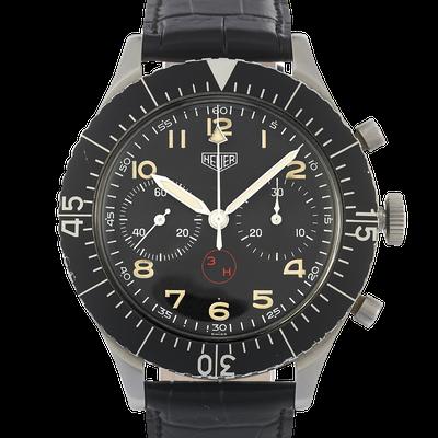 Heuer Bundeswehr Chronograph - 1550SG