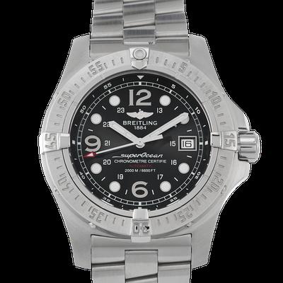 Breitling Superocean Steelfish - A17390