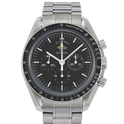 Omega Speedmaster Moonwatch 50th Anniversary Ltd. - 311.30.42.30.01.001