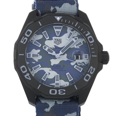 Tag Heuer Aquaracer Calibre 5 Automatic - WAY208D.FC8221