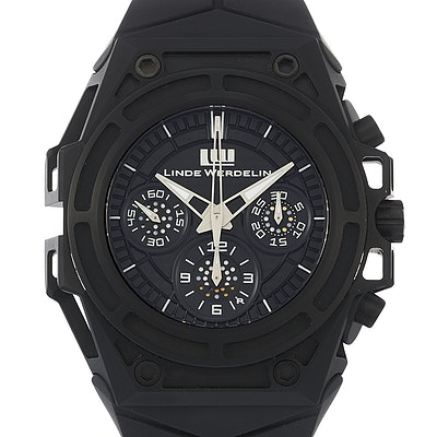 Linde Werdelin Spidospeed Black DLC - SPIDOSPEED BLACK DLC