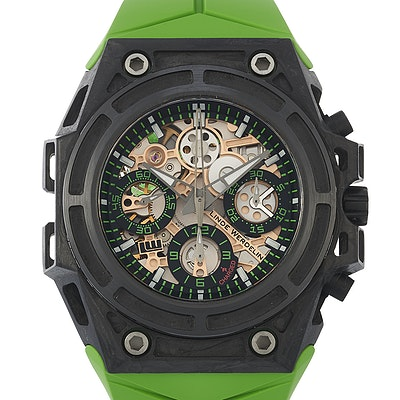 Linde Werdelin Spidospeed Green - SPIDOSPEED CARBON GREEN