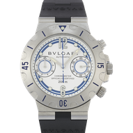 Bulgari Diagono Scuba Ltd. - SC38NSW