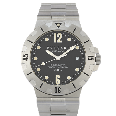 Bulgari Diagono Scuba - SD38S