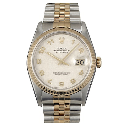 Rolex Datejust 36 50th Anniversary - 16233