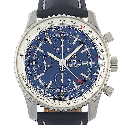 Breitling Navitimer 1 Chronograph GMT 46 - A24322121C2X1