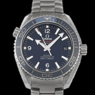 Omega Seamaster Planet Ocean - 232.90.42.21.03.001