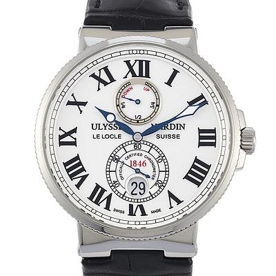 Ulysse Nardin Marine Maxi Chronometer - 263-67