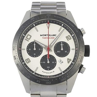 Montblanc Timewalker Manufacture Chronograph - 118490