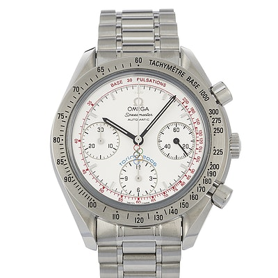 Omega Speedmaster Olympic Edition - 3538.30.00