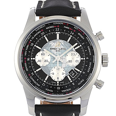 Breitling Transocean Chronograph Unitime - AB0510