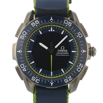 Omega Speedmaster Skywalker X-33 Solar Impulse Limited Edition - 318.92.45.79.03.001